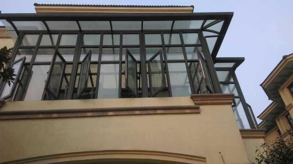 厦门某小区阳光房工程
