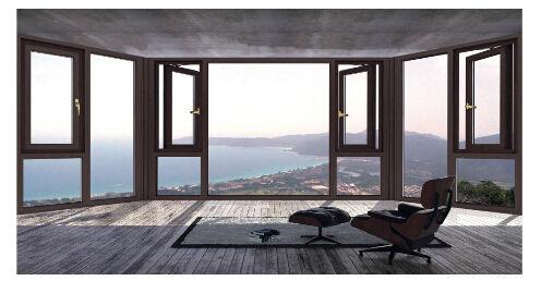 安装工艺同样影响铝门窗性能(图1)
