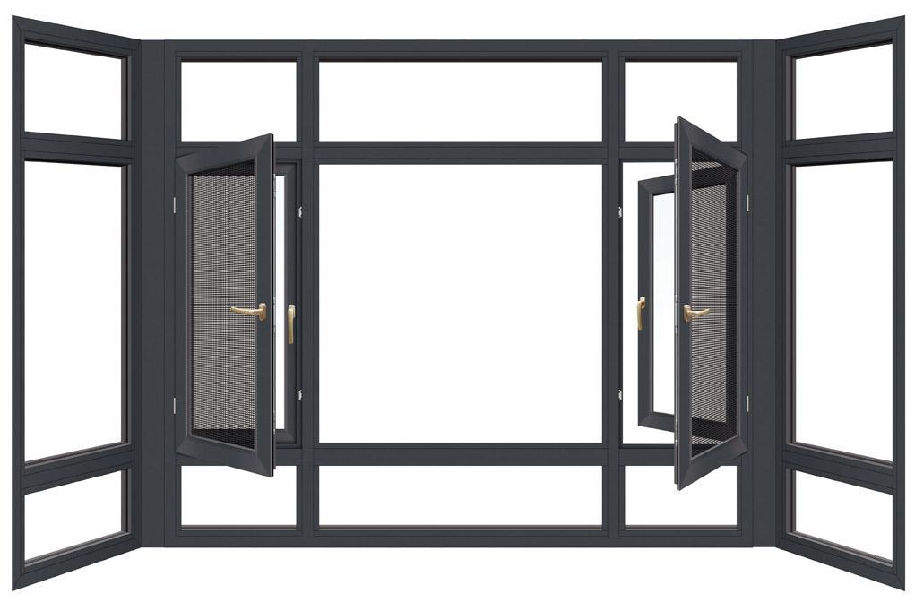 安装工艺同样影响铝门窗性能(图8)